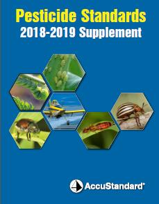 Pesticide Standards Supplement (Dec 2018)